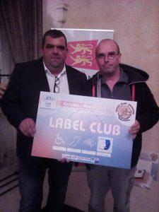 Lisieux récompensé par Conseil régional pour le handensemble