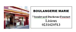 Boulangerie Marie