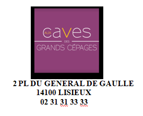 Caves cepages