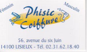 phisic Coiffure