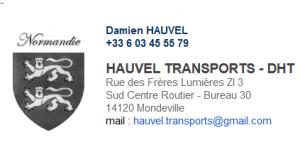 Pub Hauvel transports